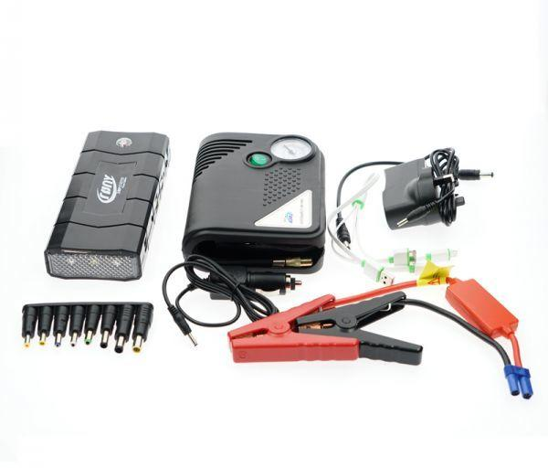 Multi-functional Auto Car Jump Starter Emergency Power Bank Charger D05