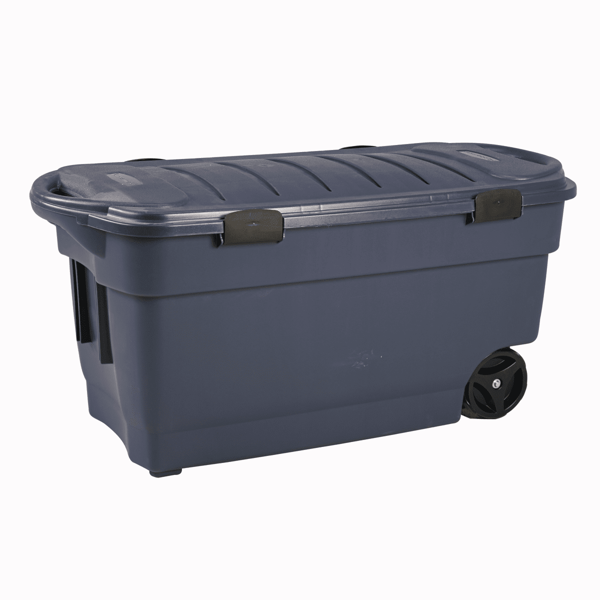 Rubbermaid Jumbo Wheeled Storage Box (45 Gal.)