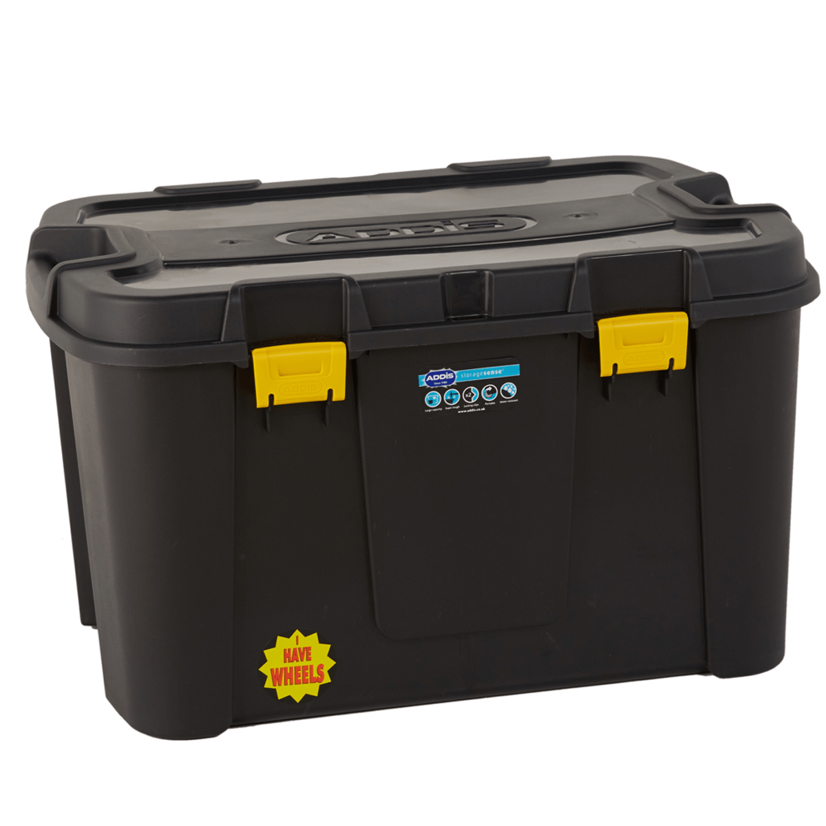 Addis Heavy Duty Mobile Storage Box