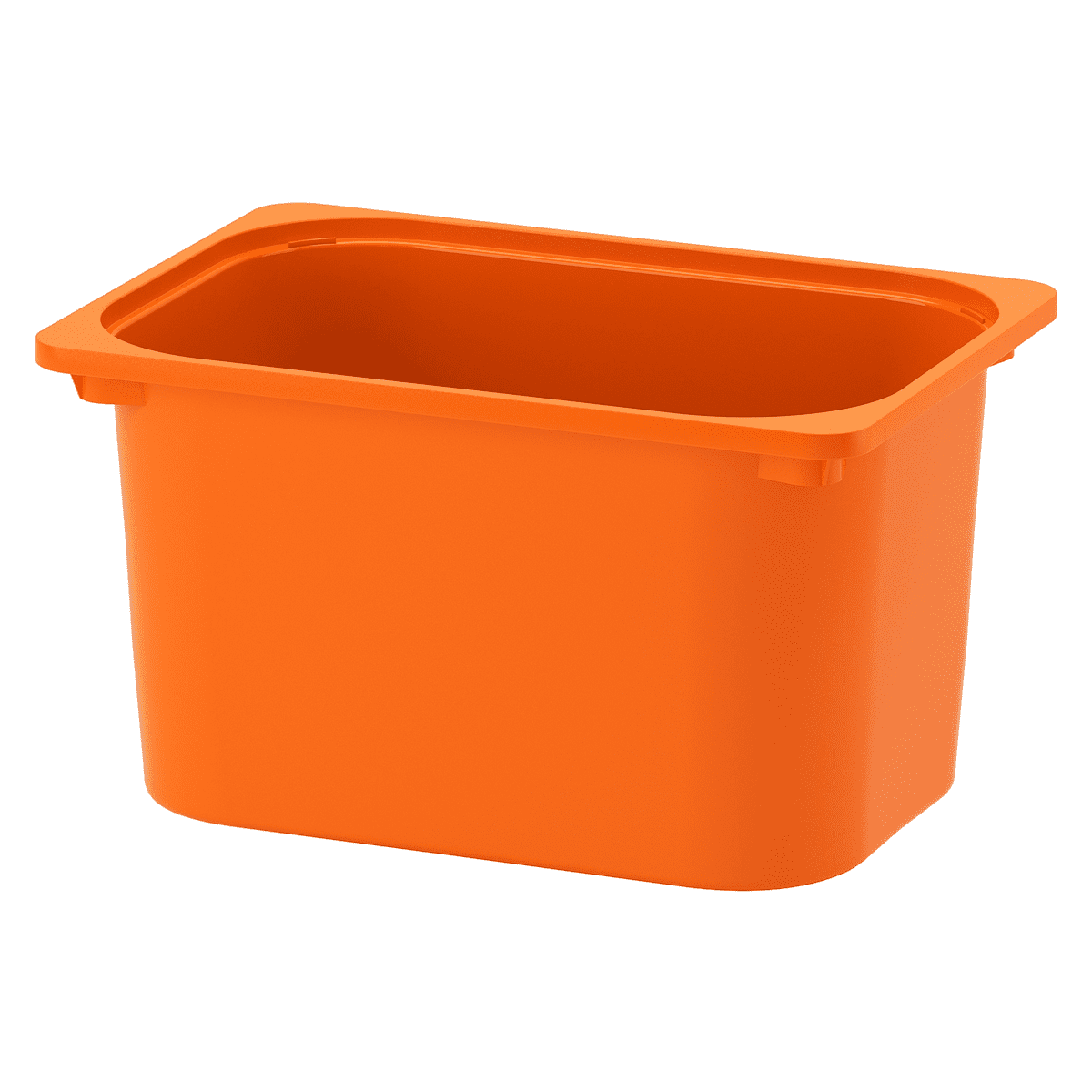 TROFAST Storage box, orange