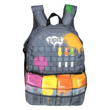 Load image into Gallery viewer, Zipit Adventure Graffiti Artist Backpack