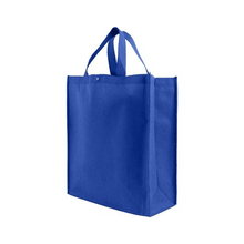 Load image into Gallery viewer, Non Woven Grocery Tote Bags Large 40x36x9 cms (Pack of 10)