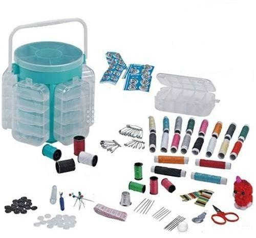 Sewing Tools Organizer, 210 piece