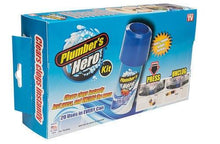 Load image into Gallery viewer, Plumber Hero Kit For Clogs Drains