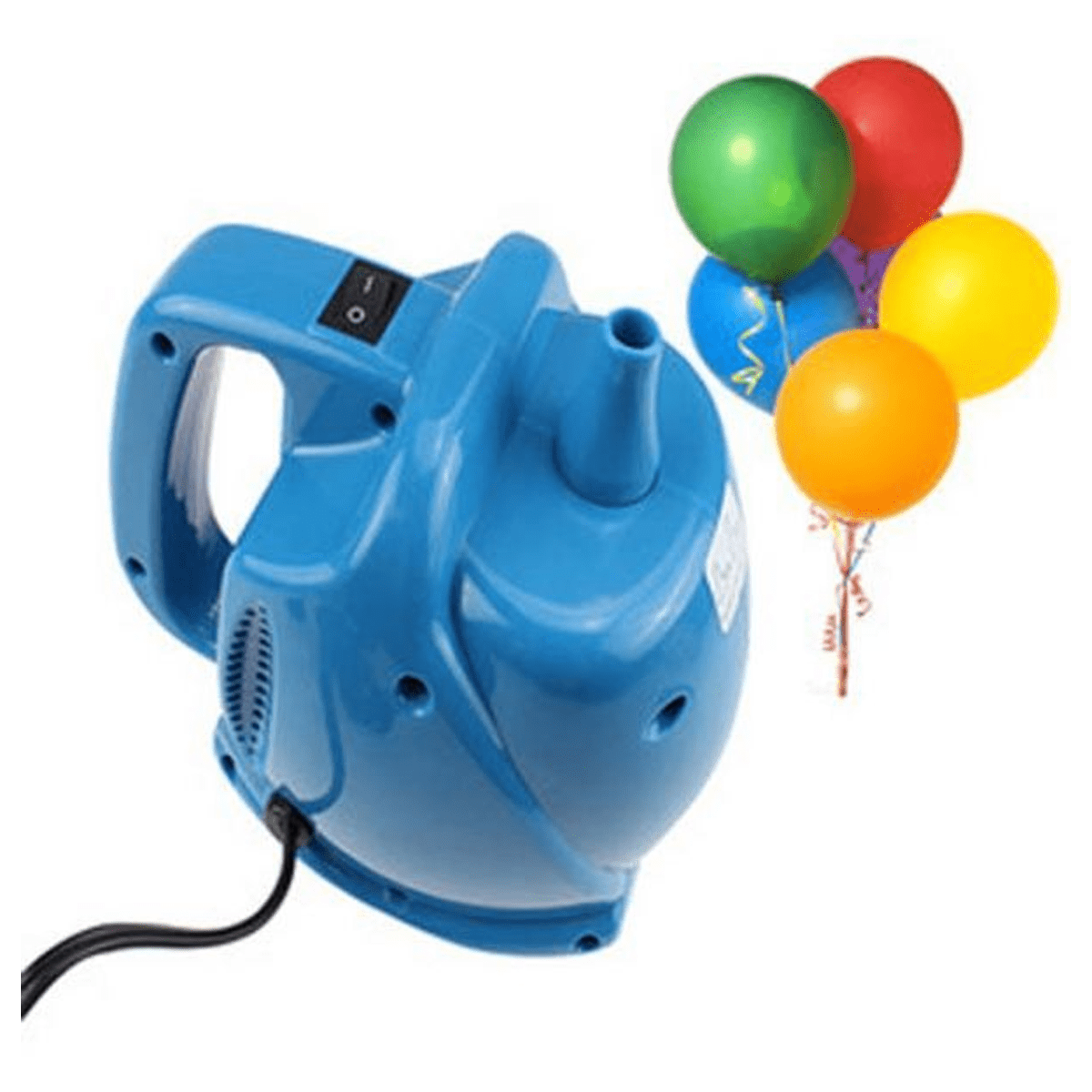 Balloons Blowing Machine with Single Nozzle