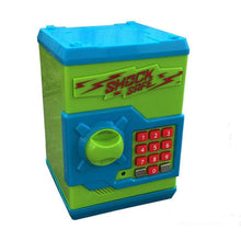 Load image into Gallery viewer, Cool ATM Bank Money Saving Box Shock Safe Coin Bank - SquareDubai