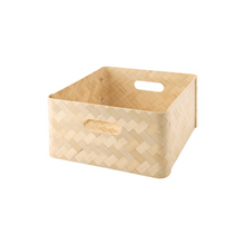 Load image into Gallery viewer, BULLIG Box small, bamboo - SquareDubai