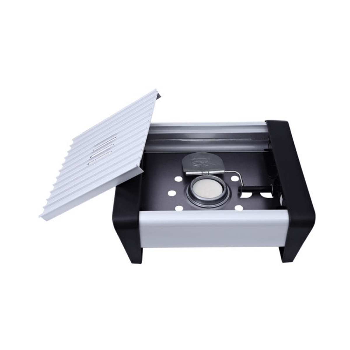 Liying Stainless Steel Food Warmer, Silver