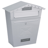 Mail Box Steel, 335 x 357 x 132 mm