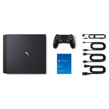 Load image into Gallery viewer, Sony PS4 Pro 1TB Console - Jet Black