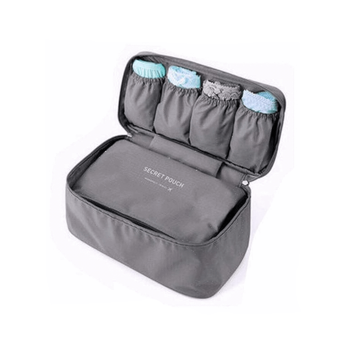 Multi-Purpose Travel Bag Storage Bag for Under Garments