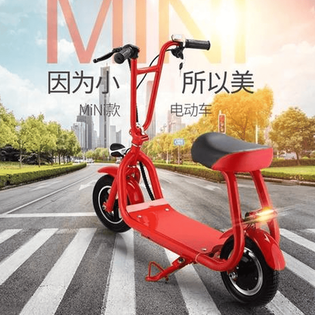 Mini Harley Electric Bike