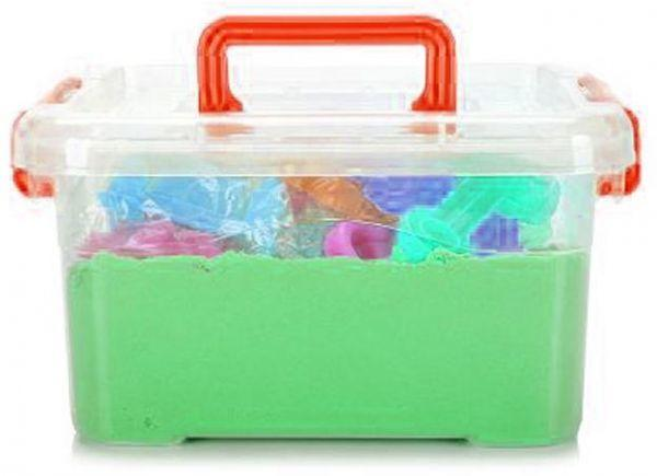 2000 Grams Magical Play Sand Toy Set with Accessories - SquareDubai