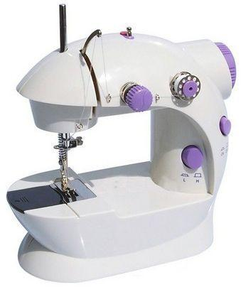 Electric Mini Sewing Machine Small Household Sartorially Belt Transformer - SquareDubai