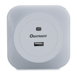 Oshtraco Night Light with USB Charger