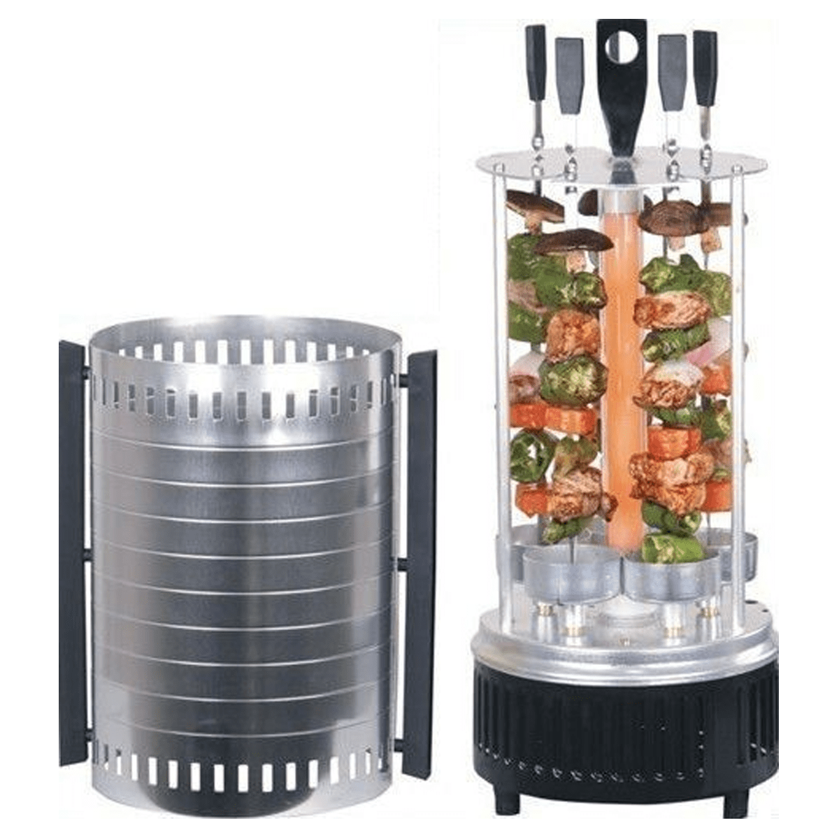 Electric Home Grill Holder ( Kebab , Chops )
