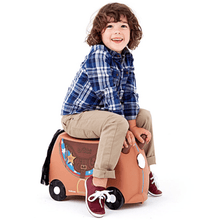 Load image into Gallery viewer, Bronco Trunki - Brown