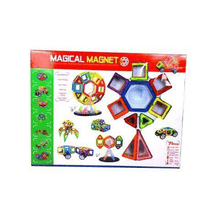 Load image into Gallery viewer, MyToys Magical Magnet Block Stem