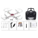 mt290 6 axis gyro quad copter Mini drone white with remote and its accessories