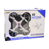 mt290 6 axis gyro quad copter Mini drone in box white