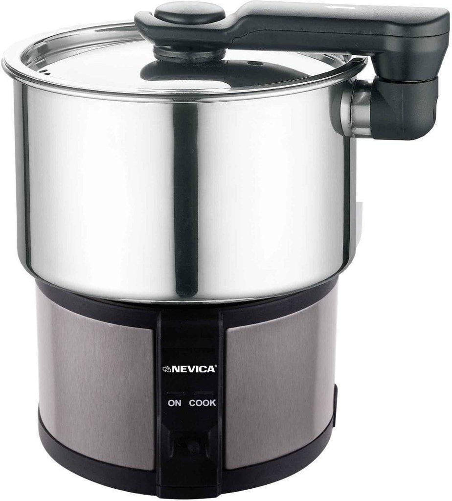 Nevica Stainless Steel Rice Cooker