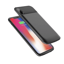 Load image into Gallery viewer, Rock power case For iphone X 6000MAh