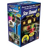 Star Shower Laser Lights Star Projector
