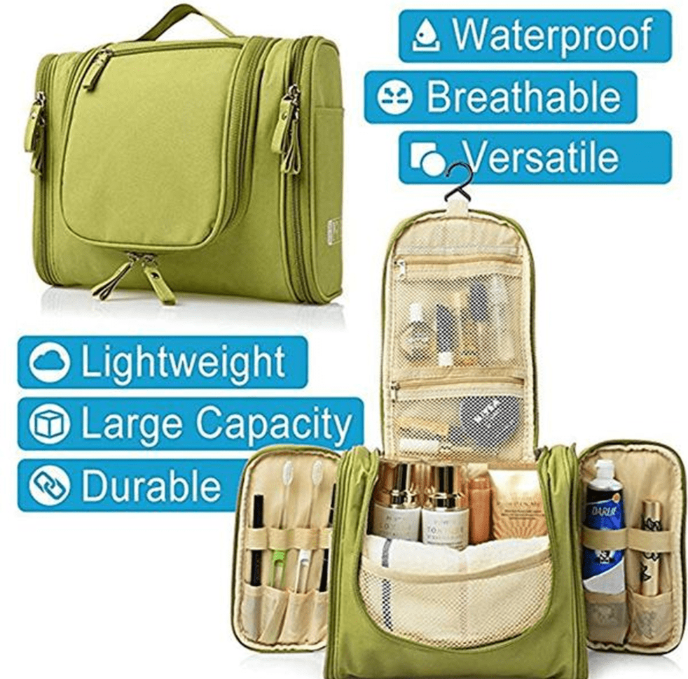 Toiletry  Storage Organizer for Men and Women