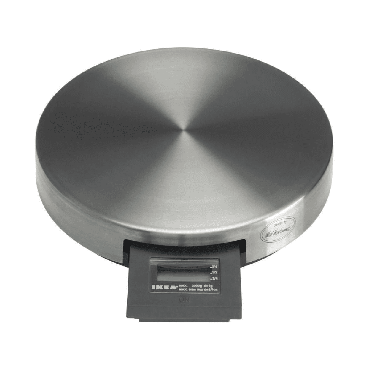 Ordning Scales Stainless Steel