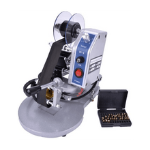 Load image into Gallery viewer, DY-8 Manual Hand Operated Hot Stamp Printer Coding Machine Date Coder - SquareDubai