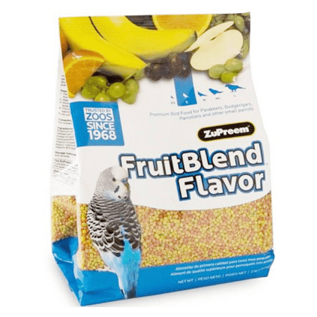 Fruit Blend Flavour For Small Size Birds 2LB