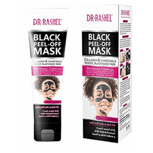Load image into Gallery viewer, Women Black mask Nose Blackhead Remover Peel Off Whitening Facial mask