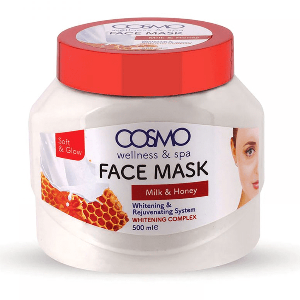 Cosmo Milk and Honey Face Mask, 500 ml
