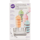 Wilton treat pops Decorating 12-piece Set