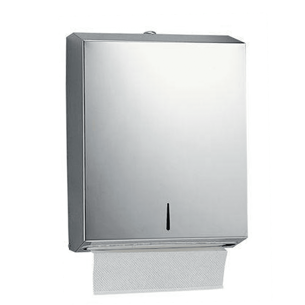 Wall Mounted Stainless Steel Tissue Dispenser