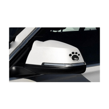 Load image into Gallery viewer, 2 Pair Paw Car Sticker - SquareDubai