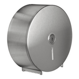Wall Mounted Round Stainless Steel Tissue Dispenser