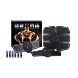 Electric Abdominal Muscle (EMS) Body Trainer for Slimming and Massage SixPad 6 Pack - SquareDubai
