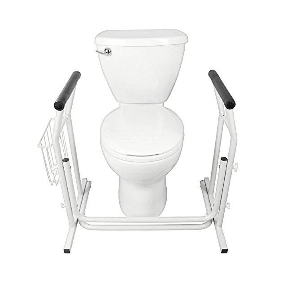 Stand Alone  - Toilet Safety Frame for Handicap & Disabled