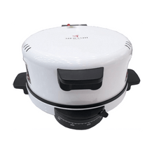 Load image into Gallery viewer, Mebashi 1800w Rotimatic Bread Maker - White, 30cm