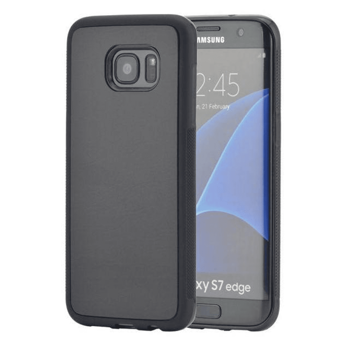 Samsung S7 EDGE Anti-Gravity Sticky Case - Sticks to multiple Surface