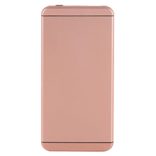 Load image into Gallery viewer, Rock Pow 10000mAh Power Bank for Smart Phones - RI6, Rose Gold