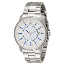 Load image into Gallery viewer, Orient Automatic White Dial Stainless Steel Band Watch for Men - SER0200F