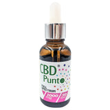 CBD Punto Mixed Berries flavour CBD Oral Drops is a full-spectrum CBD oil which is taken orally, just a few drops under the tongue. This is a CBD oil infused with all the goodies from the forest – pure nature in a bottle.