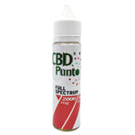 CBD Punto's Lime e-liquid has a lovely refreshing citrus taste. This lemon e-liquid is perfect as a palate cleanser. Prepare yourself to have your daily CBD serving in a fun and tasty way.