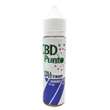 CBD Punto's Mint E-liquid is a fresh cool ice mint flavour that you will fall in love with. Prepare yourself to have your daily CBD serving in a fun and tasty way.