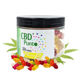 The popularity of CBD Punto Gummies continues to skyrocket and it's easy to see why. Sweets provide a fun and convenient way to enjoy the wonderful benefits of CBD. They taste delicious and are very easy to eat. CBD Punto's Gummies are completely safe, convenient, effective and perfect for people who are trying CBD for the first time.