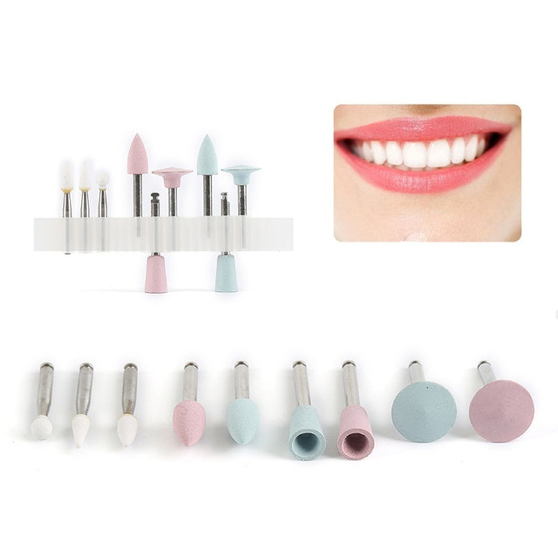 New Dental Resin Composite Polishing Kit RA 0309 for Low-speed Handpiece Contra Angle