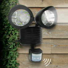 Load image into Gallery viewer, Brand New and High Quality Outdoor LED Dual Security Detector Solar Spot Light PIR Sensor Floodlight