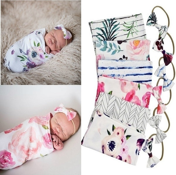 0-12M Newborn Baby Blanket Swaddle Sleeping Bag Kids Toddler Sleep Sacks Stroller Wrap